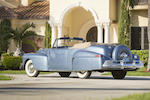 1946 Lincoln  Continental Convertible  Chassis no. H141931
