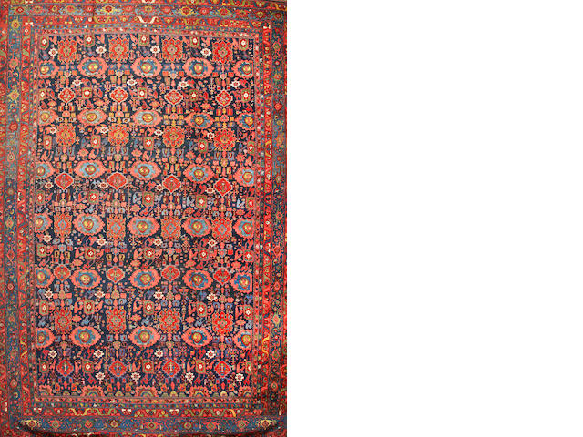 A Bidjar carpet  Northwest Persia size approximately 13ft. 1in. x 20ft.