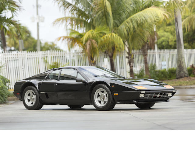 Documented from new,1984 Ferrari 512BBi Berlinetta Boxer  Chassis no. ZFFJA09B000050469 Engine no. F110A-00885