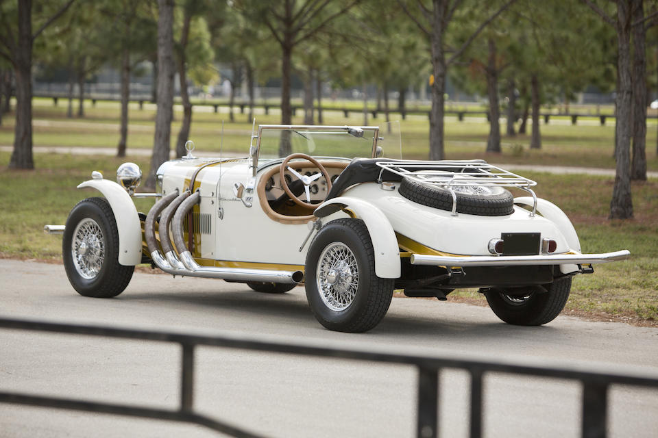 1967 Excalibur Series I SSK Roadster  Chassis no. 1086