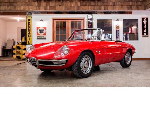 1965 Alfa Romeo Duetto Spider