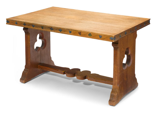 A Bernard Maybeck table