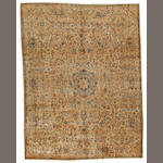 A Kerman carpet  South Central Persia size approximately 8ft. 8in. x 11ft. 5in.