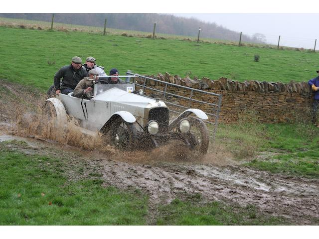 VSCC Cotswold Trial CREDIT PHIL JONES