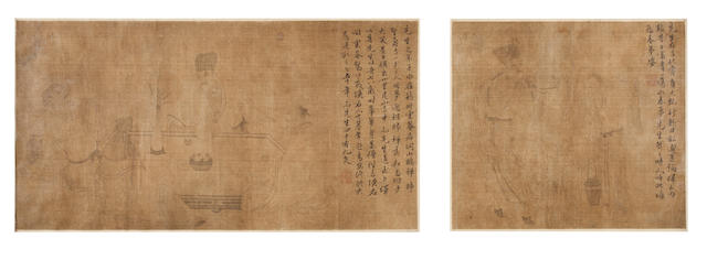 Li Zongmo (17th century) Stories from the Life of Su Dongpo