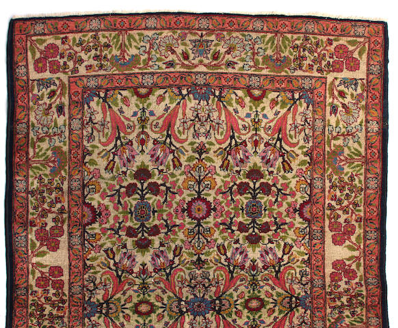 A Northwest Persian rug size approximately 4ft. 6in x 7ft. 2in