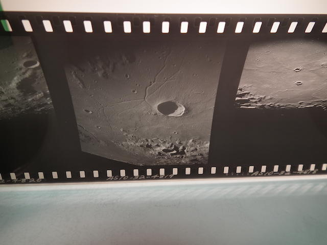 HASSELBLAD PHOTOS FROM APOLLO 10.