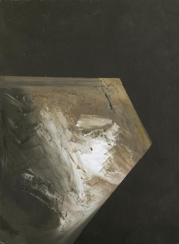 Jay DeFeo (1929-1989) Untitled, 1983 14 5/8 x 10 3/4in (37.1 x 27.3cm) unframed