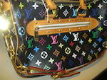 A Louis Vuitton monogram Multicolore Rita handbag