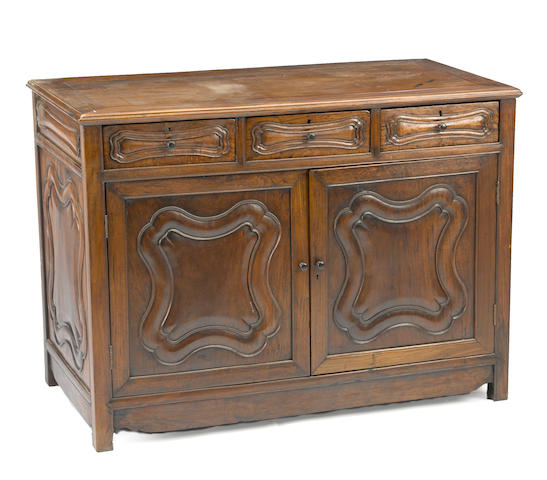 A mixed hardwood storage cabinet Late Qing/Republic period