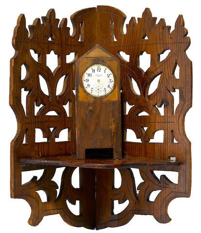 Betye Saar (American, born 1926) Sentimental Souvenir #107, 1987 12 3/4 x 9 1/2 x 6 5/8in (32.4 x 24.1 x 16.8cm)