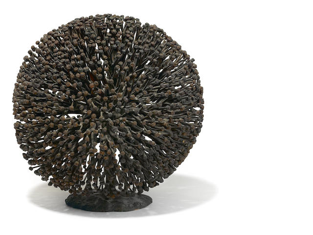 Harry Bertoia Bush Sculpture