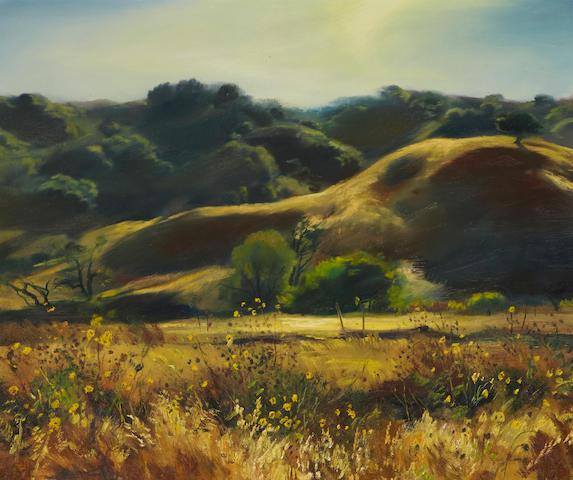 Emil Jean Kosa, Jr. (American, 1903-1968) Early fall 26 1/2 x 31 1/2in