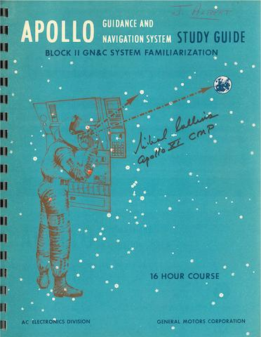 APOLLO NAVIGATION SYSTEM STUDY GUIDE. Apollo Guidance & Navigation System, Block II, Student Study Guide. Command Module PGNCS Familiarization Course 216. Milwaukee, WI: AC Electronics Dvision of General Motors, September 1, 1965.