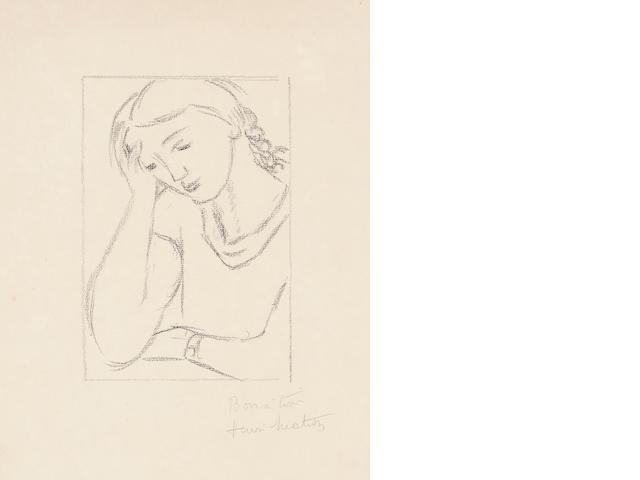 Henri Matisse (1869-1954); Lassitude;
