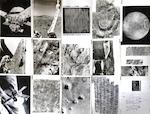 MARS AND PLANETARY EXPLORATION PHOTOGRAPHS. A collection of 50 official NASA black and white photographs, all 8 x 10 inches.