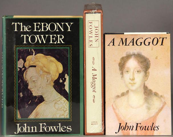FOWLES, JOHN.