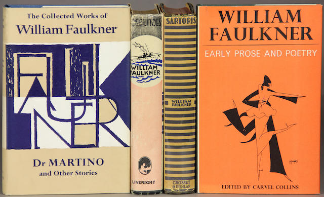 FAULKNER, WILLIAM.
