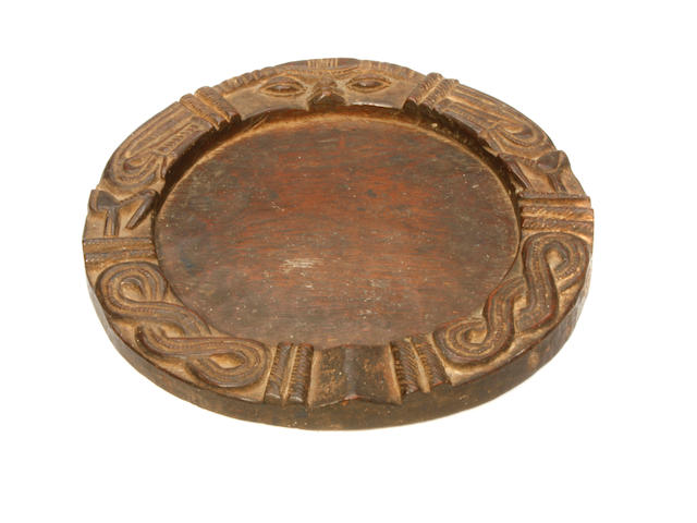 A divination tray