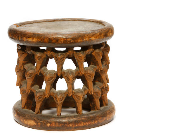 A cheif's stool