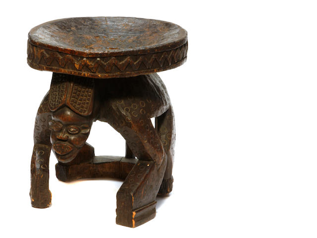 A Chief's stool