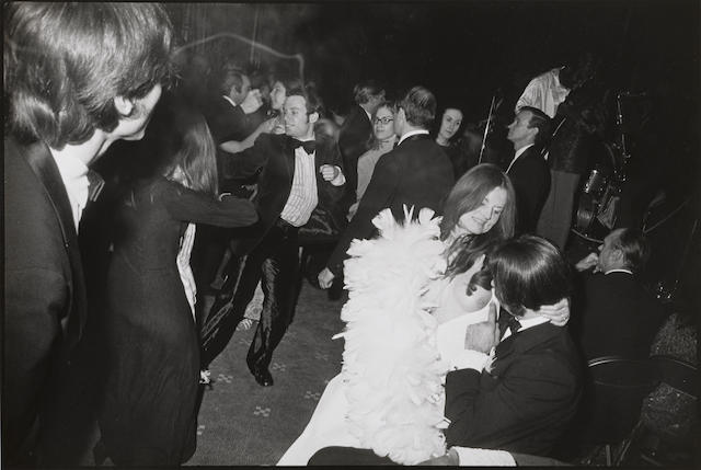 Garry Winogrand (1928-1984); Centennial Ball, Metropolitan Museum of Art;