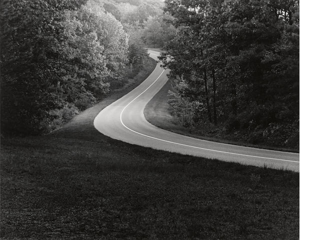 Paul Caponigro (born 1932); Blue Ridge Way, North Carolina and Virginia;