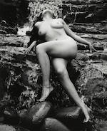 Iwase Yoshiyuki, Group of 2 Nudes, Gelatin silver prints ///