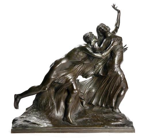 Isadore Konti, bronze
