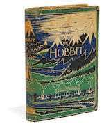 TOLKIEN, J.R.R. 1892-1973. The Hobbit, or, There and Back Again. London: George Allen & Unwin, [1937].