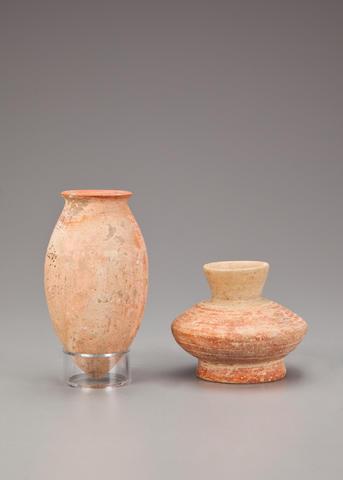 Two Djenne Pots, Mali