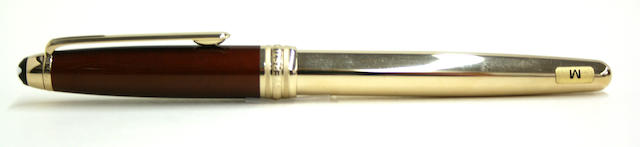 MONTBLANC: Solitaire Citrin Fountain Pen (medium)