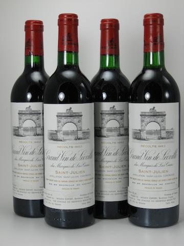 Château Leoville Las Cases 1982 (12)