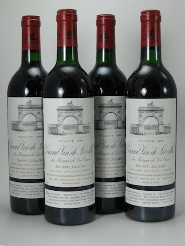 Château Leoville Las Cases 1986 (12)