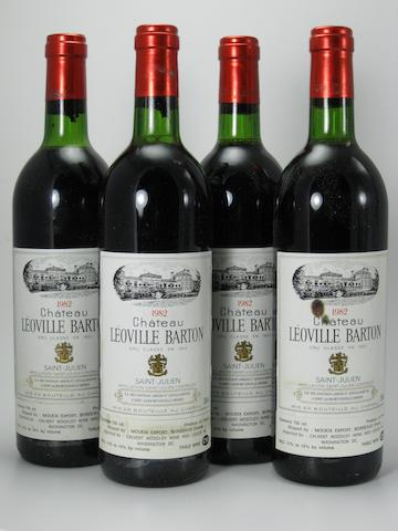 Château Leoville-Barton 1982 (12)