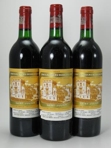 Château Ducru-Beaucaillou 1982 (12)