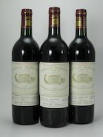 Château Margaux 1986 (6)