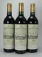 Château La Mission Haut-Brion 1989 (6)