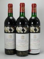 Château Mouton Rothschild 1986 (6)