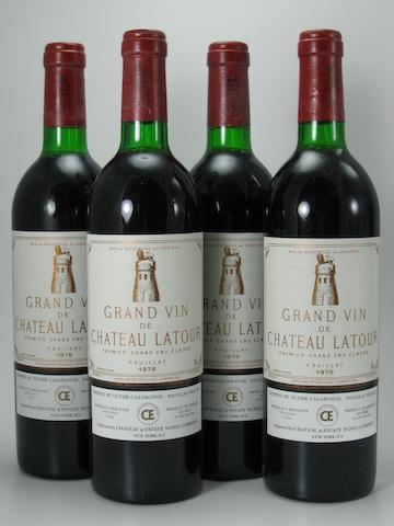 Château Latour 1978 (12)