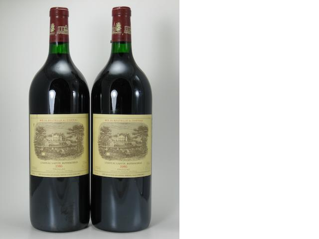 Chateau Lafite Rothschild 1986 (6 magnums)
