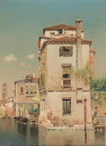 Henry Pember Smith, Venetian Scene