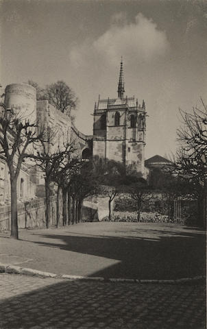Frederick Henry Evans (1853-1943); Château Amboise;