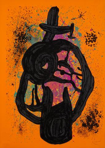 Joan Miró (1893-1983); The Taciturn Majorcan;