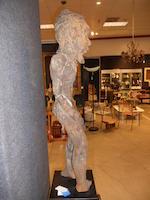 A Tikar standing male figure