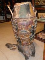 A Kuba drum