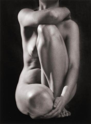 Ruth Bernhard (1905-2006); Classic Torso;