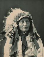 Frank A. Rinehart (1861-1928); Portraits of Native Americans;
