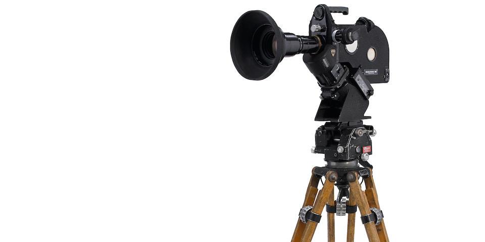 A George Lucas Éclair NPR 16mm camera