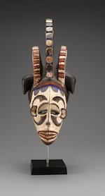 "Igbo ""Maiden Spirit"" Mask, Nigeria"